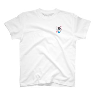 ゴリラのけいくん T-shirts