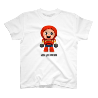 AKIRAMBOWのMEGA SHO-CHAN MAN T-shirts