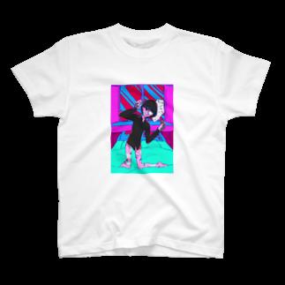 絵のお薬屋さんのラブコール T-shirts