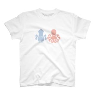 イカタコ T-shirts