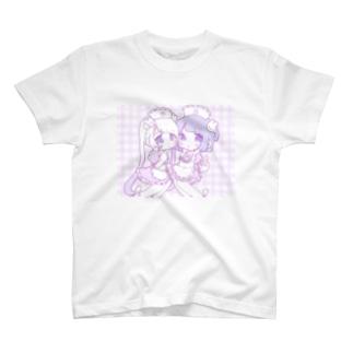 angel×nurse T-shirts