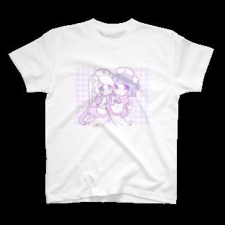 すあのangel×nurse T-shirts