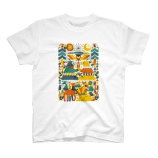バースデー T-shirts