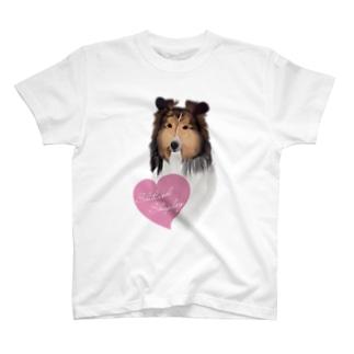 Shetland Sheepdog(シェルティ) T-shirts