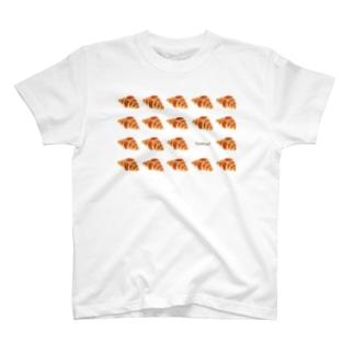 クロワッサン T-shirts