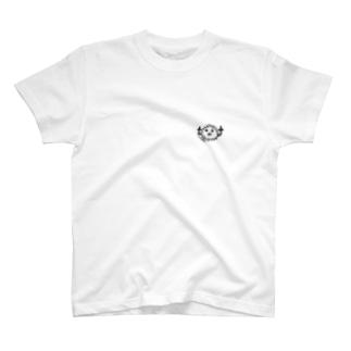 DJ KUWAGATAのア●ルファッカー星人 T-shirts