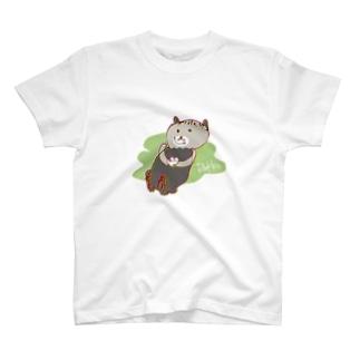 【ダンナさんシリーズ】ラッコTシャツ T-shirts