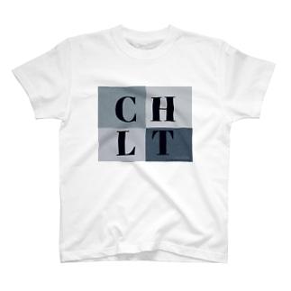 アンチカラーシリーズ モノ T-shirts