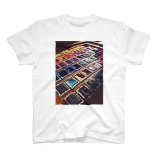 えのぐ T-shirts
