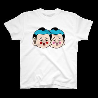 NADARAKAのおっさんズ T-shirts