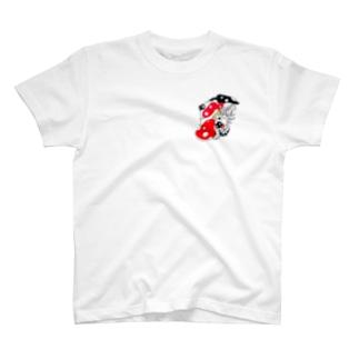 キノコちゃんTシャツ T-shirts