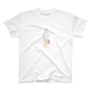 フーテンの(カラー) T-shirts