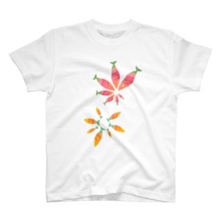 おさかな3 T-shirts