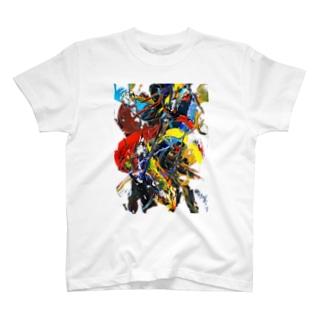 Xの懲戒 T-shirts