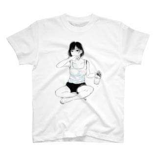 炭酸水 T-shirts