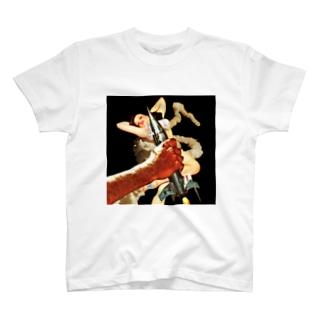 Firing T-shirts