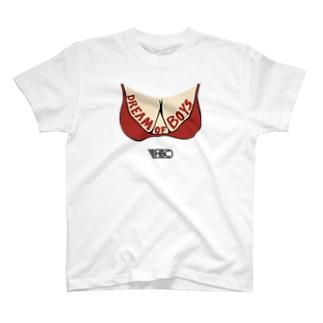 DREAM OF BOYS T-shirts