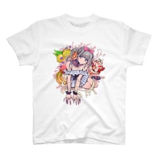 スイーツ T-shirts