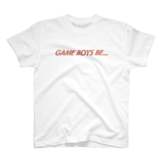 GAMEBOYS BE... T-shirts