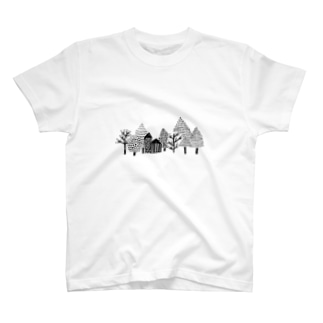 ゆきのふるまち T-shirts