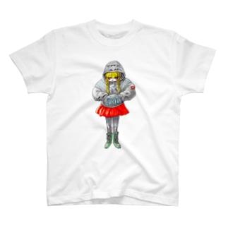 ノルディッコちゃん T-shirts