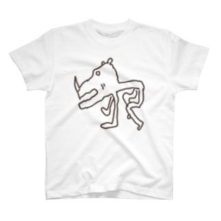 ださいどん。 T-shirts