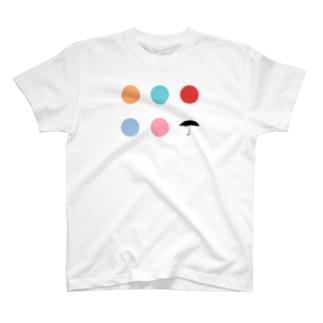 Ame dots T-shirts