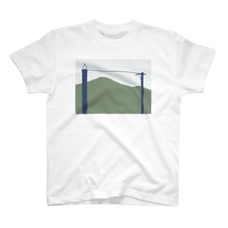 風景1 T-shirts