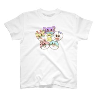 ふぁみ類。 T-shirts
