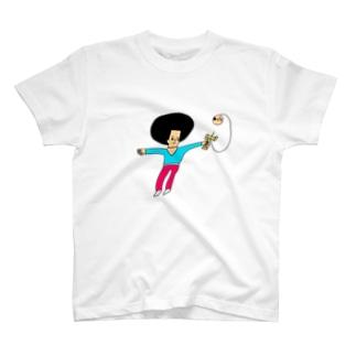 けん玉ドリル T-shirts