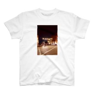 ベニスビーチ T-shirts