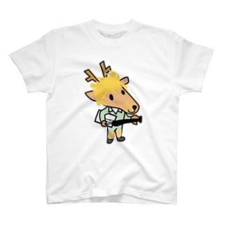 イケてるベースマン T-shirts