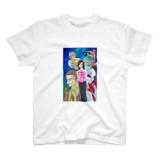 皆殺しの歌。 T-shirts