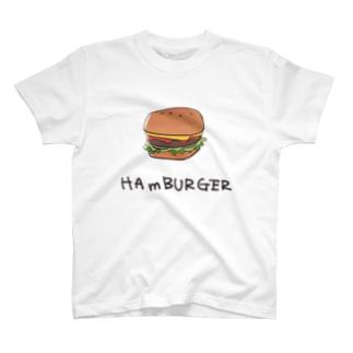 はんばが T-shirts