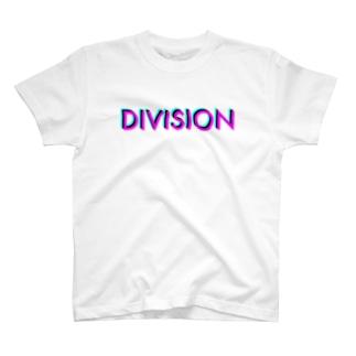 DIVISION2019_夏制服2 T-shirts