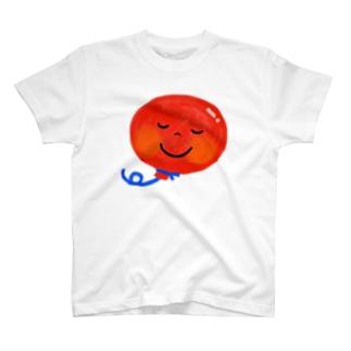 赤い風船ちゃん T-shirts