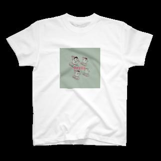 遊び場。のREIWA T-shirts