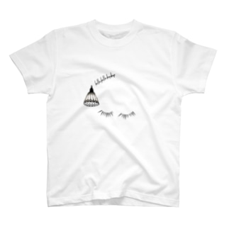 ランプと瞳 T-shirts