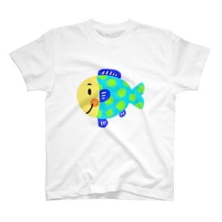おさかなちゃん T-shirts