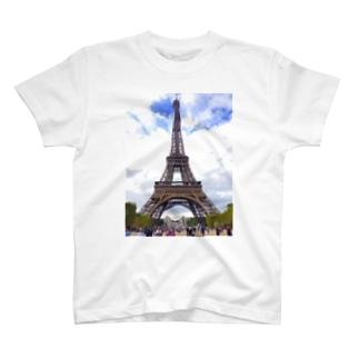 Eiffel T-shirts