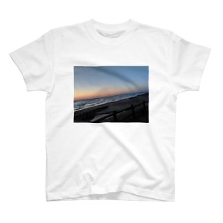 in the sea T-shirts