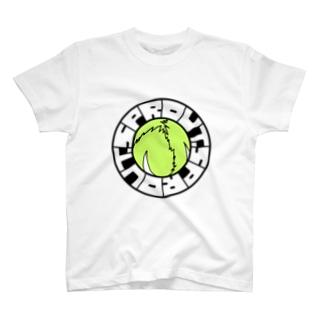 芽キャベツ(明色) T-shirts