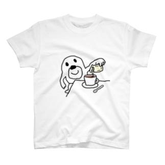謎の粉 T-shirts