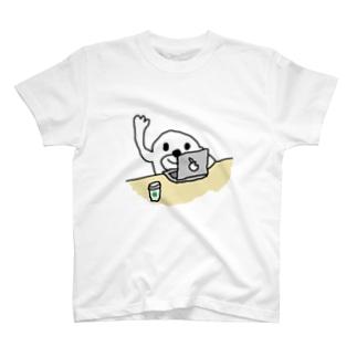 ノマドワーク T-shirts