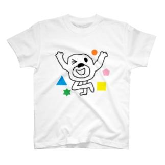 ◯△□ T-shirts