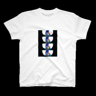 mihosのマンホール T-shirts