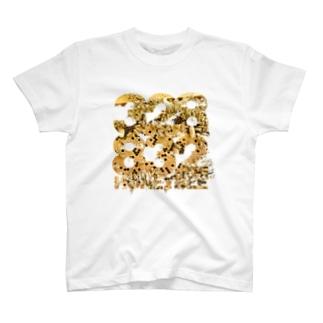 328・832(ミツバチ・ハチミツ) T-shirts