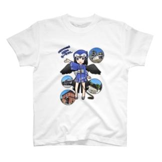 鵜飼のうーちゃん T-shirts