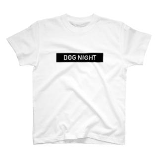 どっぐないと T-shirts