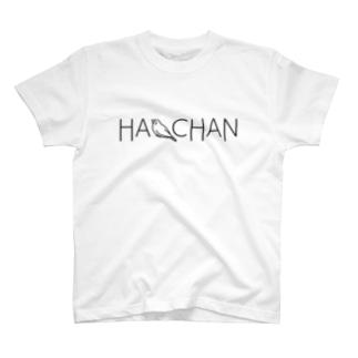 marketUのはっちゃんファン、はっちゃんも見てる T-shirts